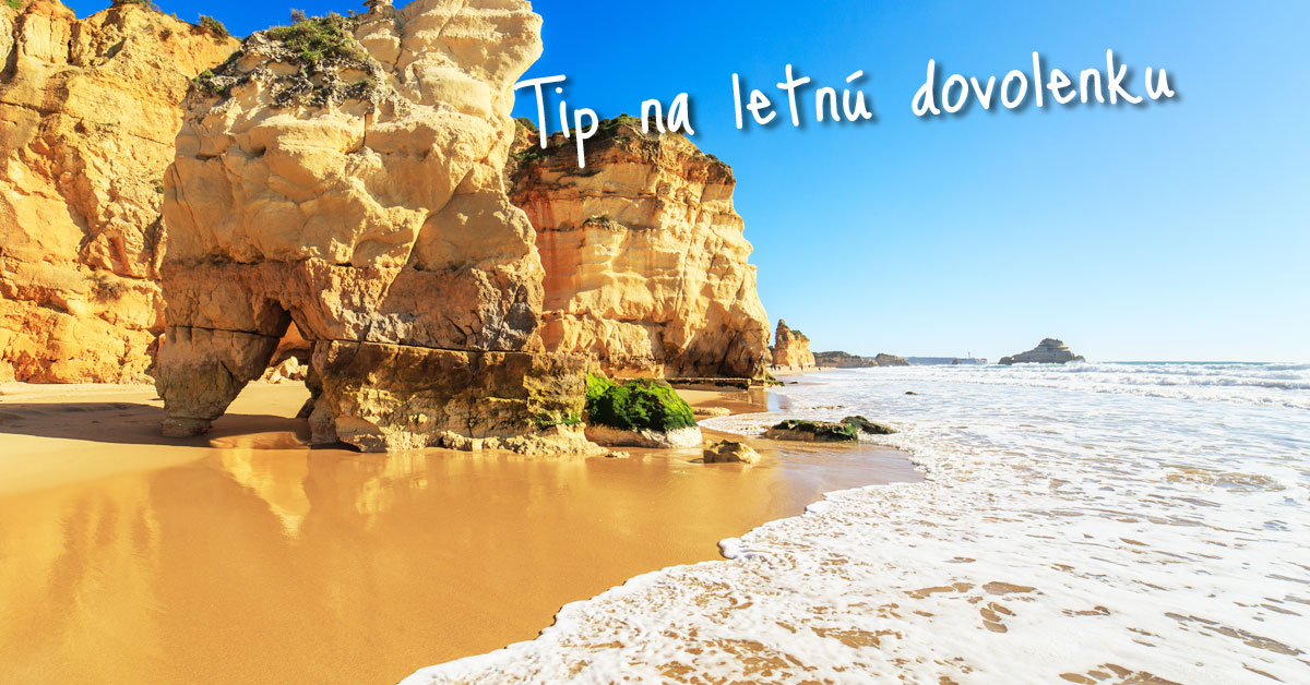 Algarve - horúci hit konca leta a jesene