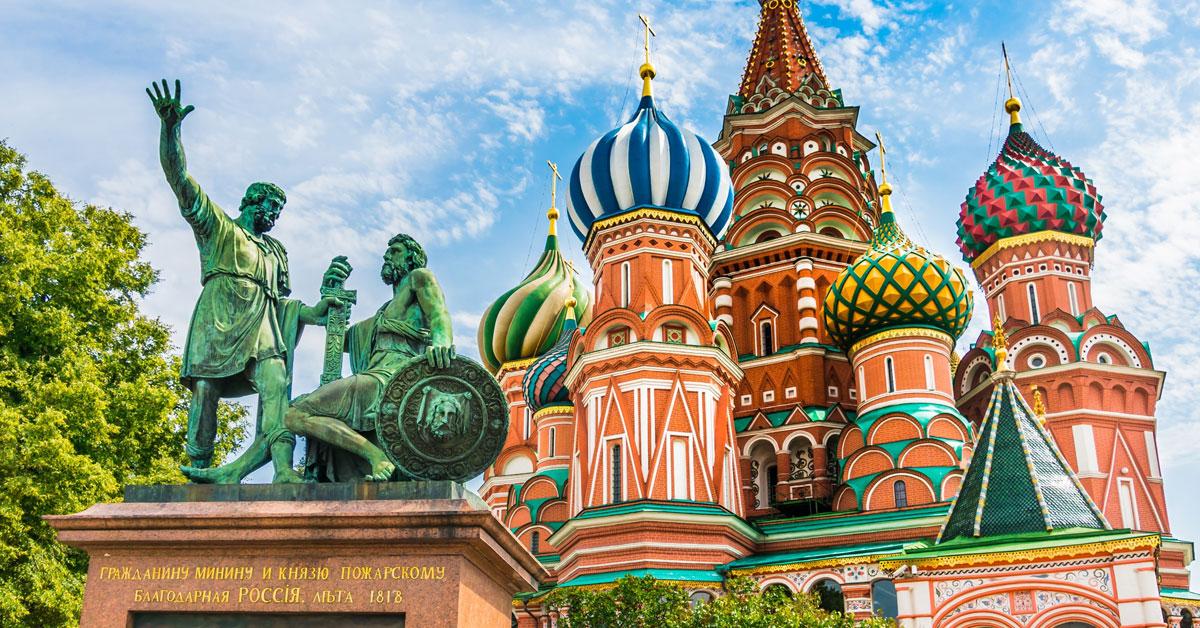 Moskva - odhaľuje sa postupne