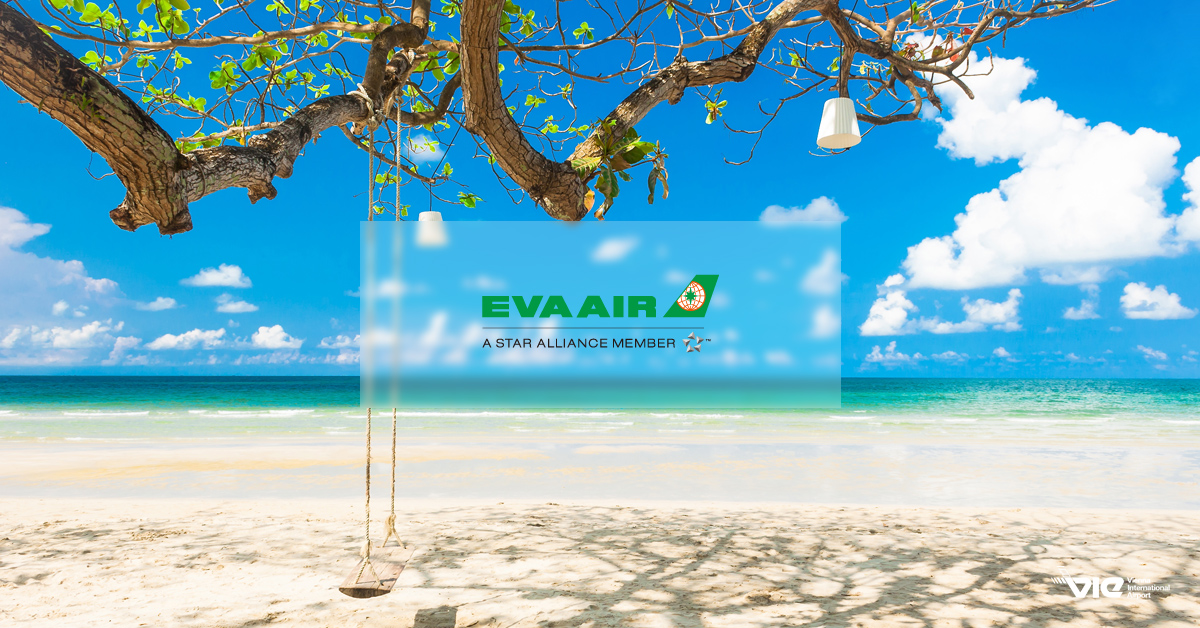 Prémiová dovolenka na Koh Chang s EVA Air