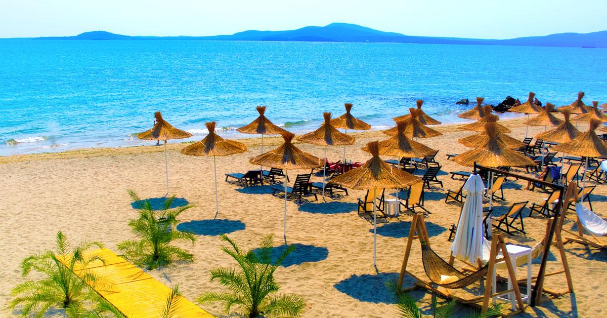 Hotely Slnečné pobrežie