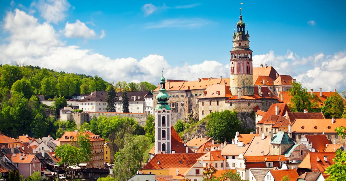 Hotely Česká republika