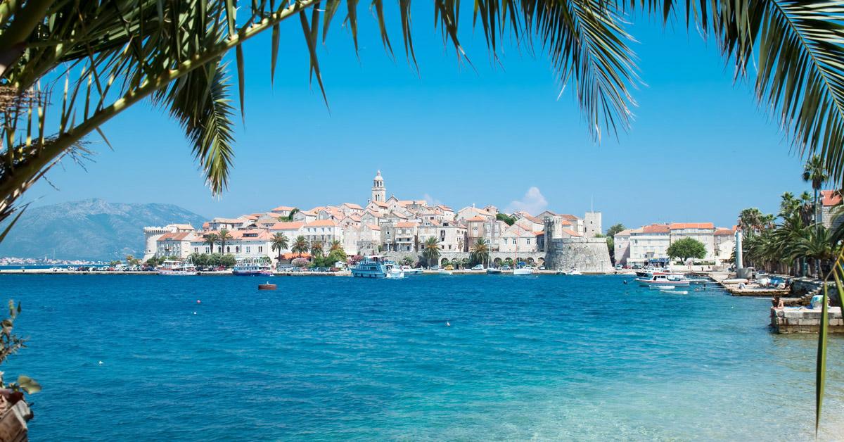 Hotely Chorvátske ostrovy