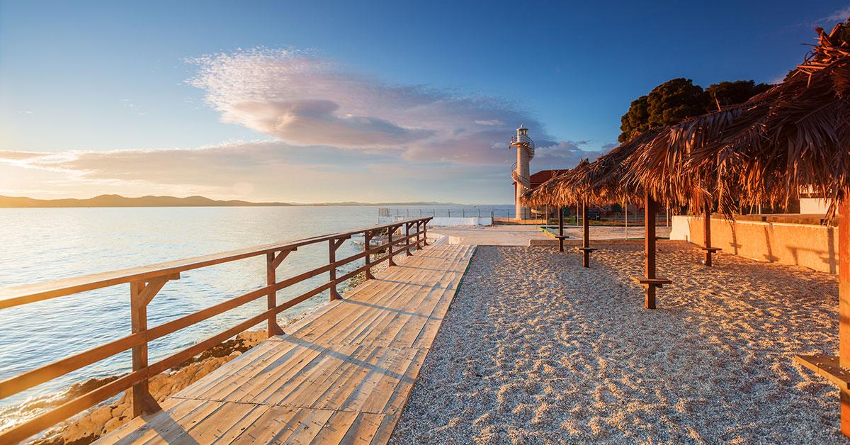 Hotely Severná Dalmácia