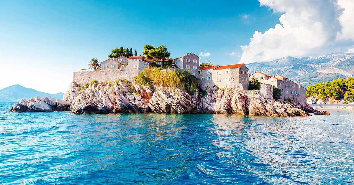 Hotely Čierna Hora