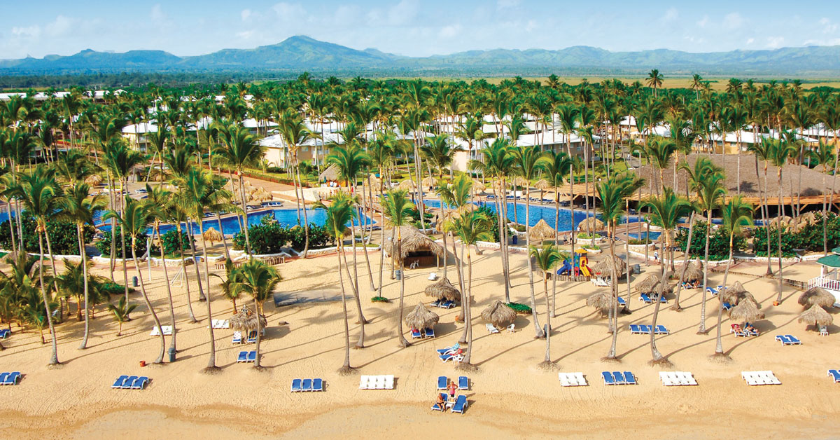 Hotely Punta Cana