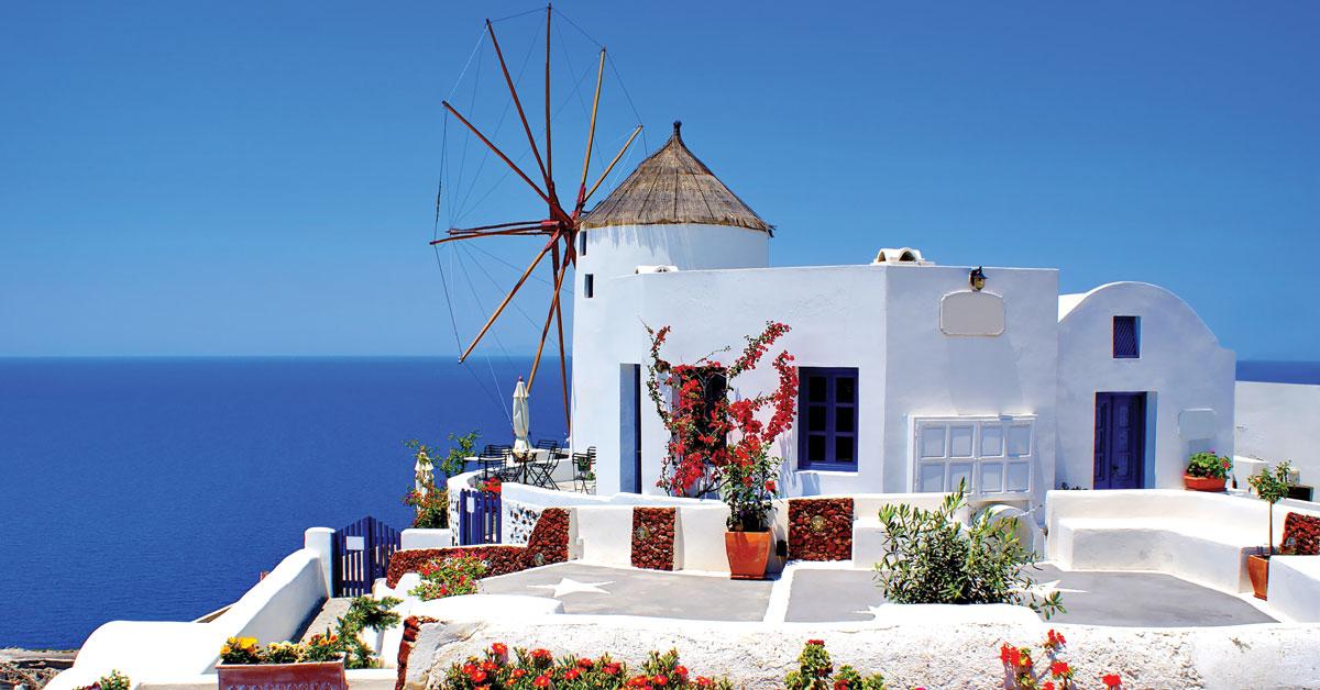 Hotely Grécko