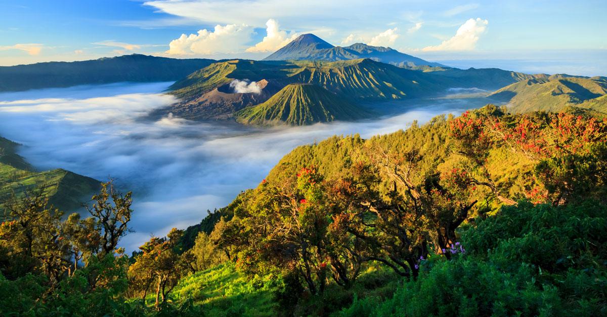 Hotely Indonézia