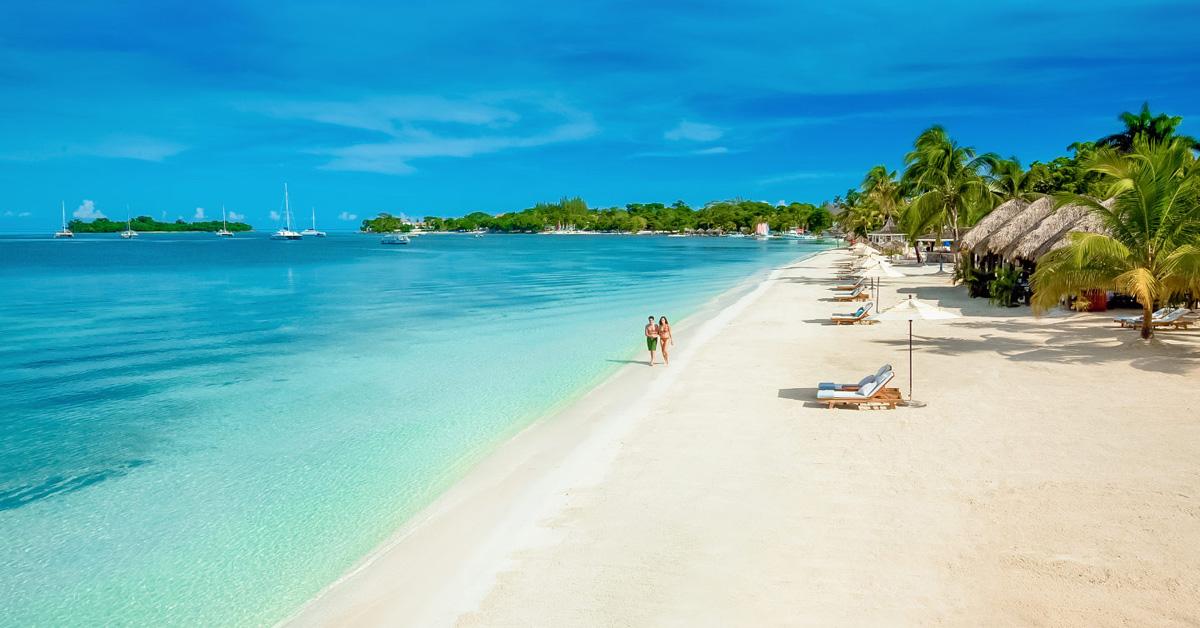 Hotely Jamajka