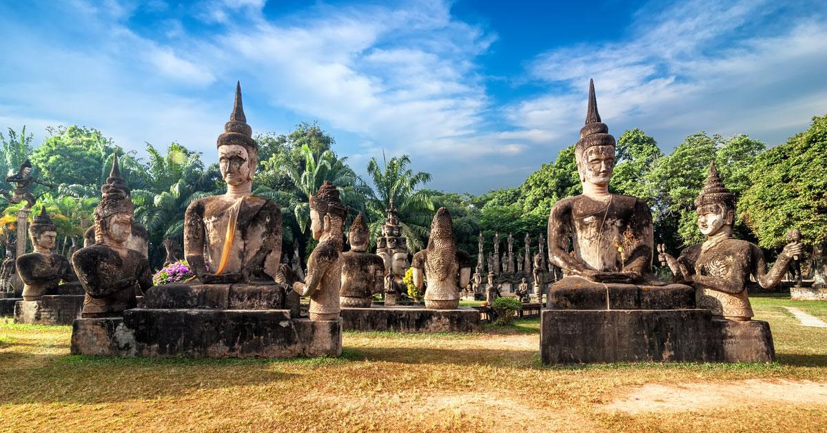 Hotely Laos