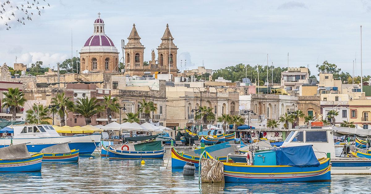 Hotely Malta