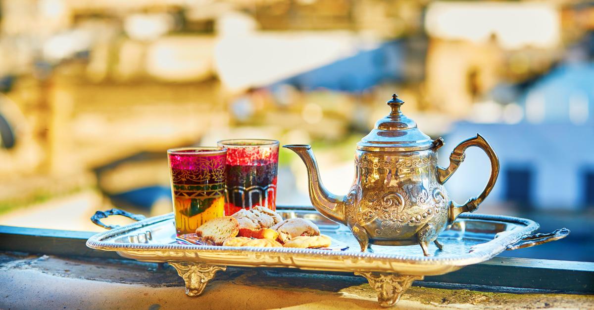 Hotely Maroko