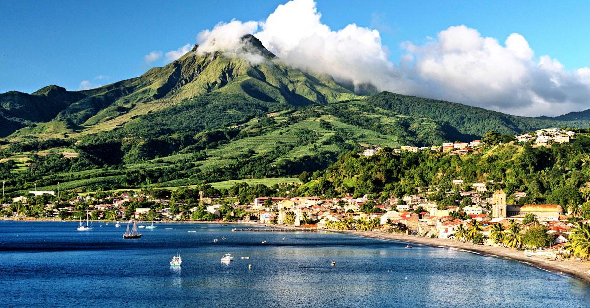 Hotely Martinik