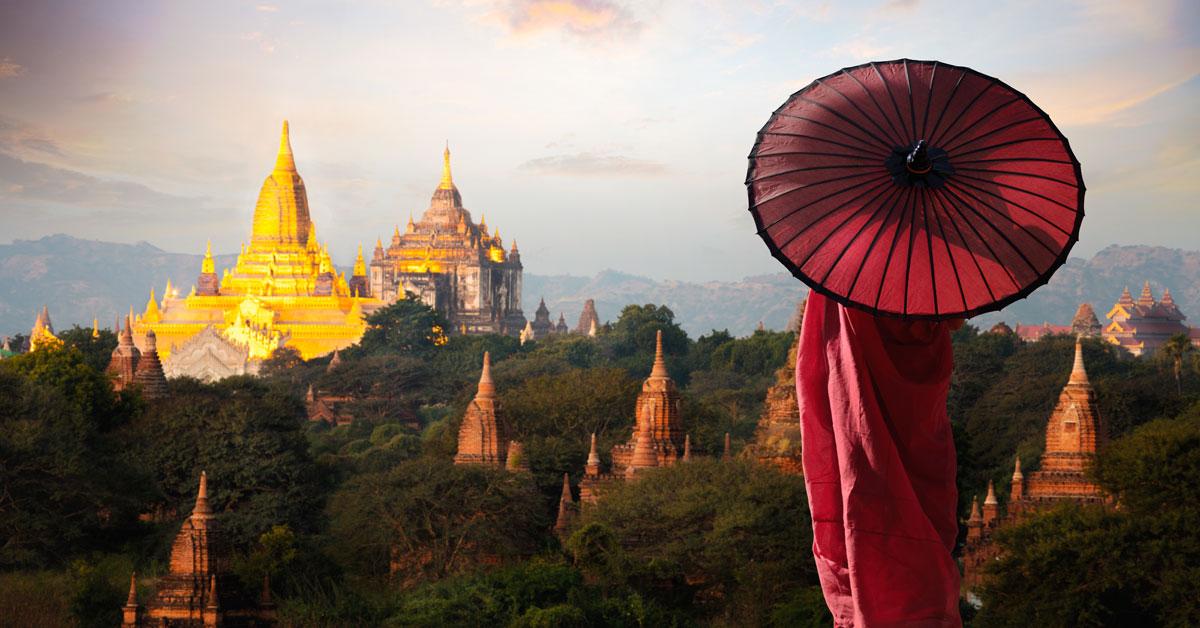 Hotely Mjanmarsko