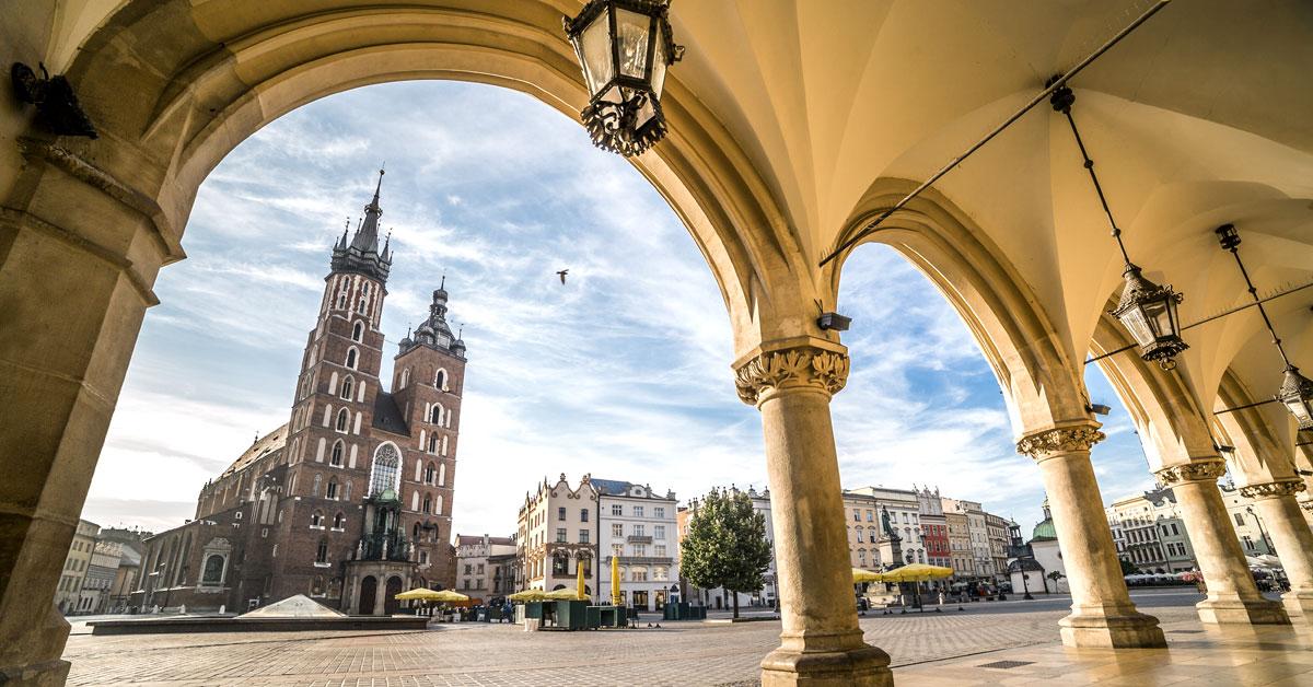 Hotely Poľsko