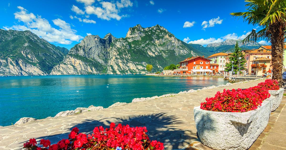 Hotely Gardské jazero
