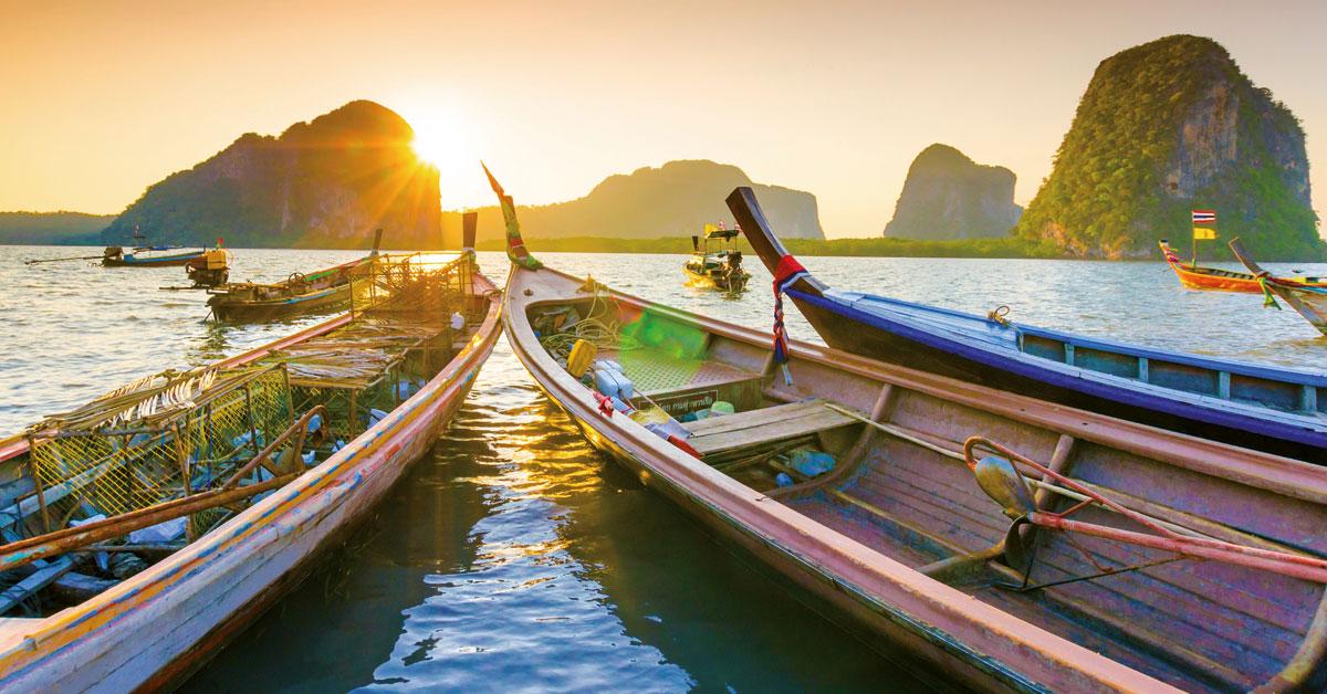 Hotely Thajsko